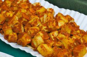 tofu popcorn